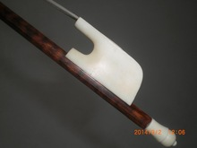 2 PC Strong Balanced Snake wood Cello Bow 3 4 3202