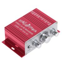 Handover Hi-Fi Car Stereo Amplifier Support CD / DVD / MP3 Input