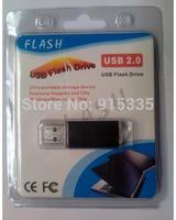 2015Wholesale pendrive 1TB popular USB Flash Drive rotational style memory stick free shipping black