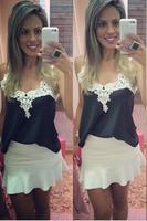 2014 Fashion Sexy Black Lace Shirts Women Blouses Causal Tanks Blusas Femininas Clothing Sleeveless Tops Tees Plus Size S-XL