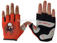 2014 brand new malpractice RI SHENG bike riding gloves half finger gloves sports gloves 4297