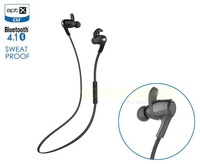 Cannice Muses4B Y3 Wireless Sports Earphone for calls music Bluetooth 4.1 aptX HD 6thG CVC technology Noise Cancelling