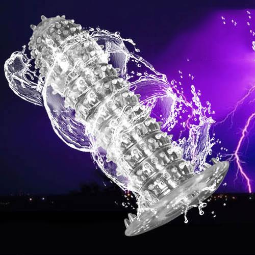 Презервативы Brand new SEX08 glas purple pacifier