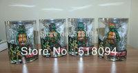 "5"" NECA Original TMNT Teenage Mutant Ninja Turtles Set 4 Playmates PVC Action Figure Collection Toy 4pcs/set MVFG050"