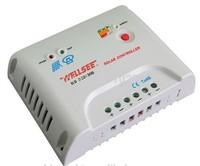 Three-stage charging mode intelligent solar controller  SC2430B 20A LED display Three-stage charging mode