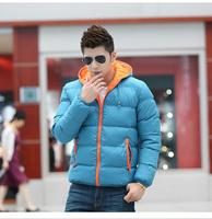 Plus size XXXXL winter jackets waterproof women men's hood wadded jackets men winter jackets men winter coat for men down jacket