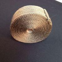 hiwow best titanium exhaust wrap (include 5 FREE zip ties)