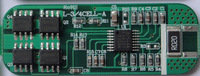 3- 4 series of protective plate 14.8V/16.8V Polymer Lithium Battery Protection Board 8ah - 15ah battery protection circuit
