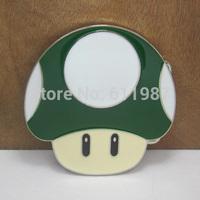 Cartoon mushroom belt buckle with silver finish FP-02047-1 suitable for 4cm wideth belt