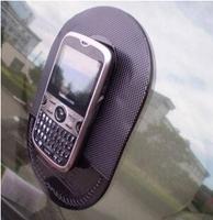 1PCS  Powerful Silica Gel Magic Sticky Pad Anti Slip Non Slip Mat for Phone PDA mp3 mp4 Car Accessories Multicolor