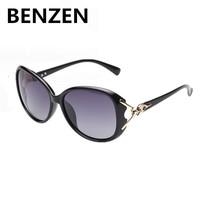 2015 Sunglasses Women Polarized Oculos De Sol Feminino Retro Gafas De Sol Personality Fox Head Sun Glasses Female With Case 6030