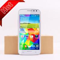 3G S5 mini smartphone I9600 android 4.4 mtk6572 dual core 256MB ram camera 5.0 MP mobile phone