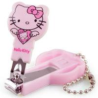 2015 New Arrived Hello Kitty Nail Clippers Cute Nail Cutter Cartoon Nail Tools 10 pcs/lot (Randomly delivery)
