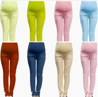 High Quality Hot Selling Maternity Formal Cotton Trousers Pregnant Women Skinny Belly Pants Full Length Pencil Pants 28 Colors