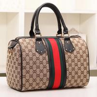 New Fashion Women Handbag Plaid Shoulder Bags Famous Brand Bolsas Femininas Designer Handbags High Quality Women Bag Totes 2014