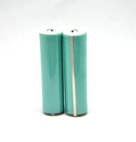 2 Pieces Best Quality Original Rechargeable Full 2400mAh 3.7V Protected 18650 Battery  Free Shipping