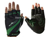 Taiwan Jih Sun RI SHENG brand riding gloves half finger cycling gloves movement # 4178