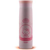 2015 New Arrived Cartoon Vacuum Flasks For Girls Hello Kitty Winter Flask Keep Warm Stainless Steel Water Bottles 500ml