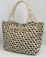 Canvas Bags Shoulder Bag Shopping Bag Bolsa de mujer