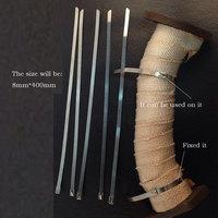 High tensile stainless steel zip ties