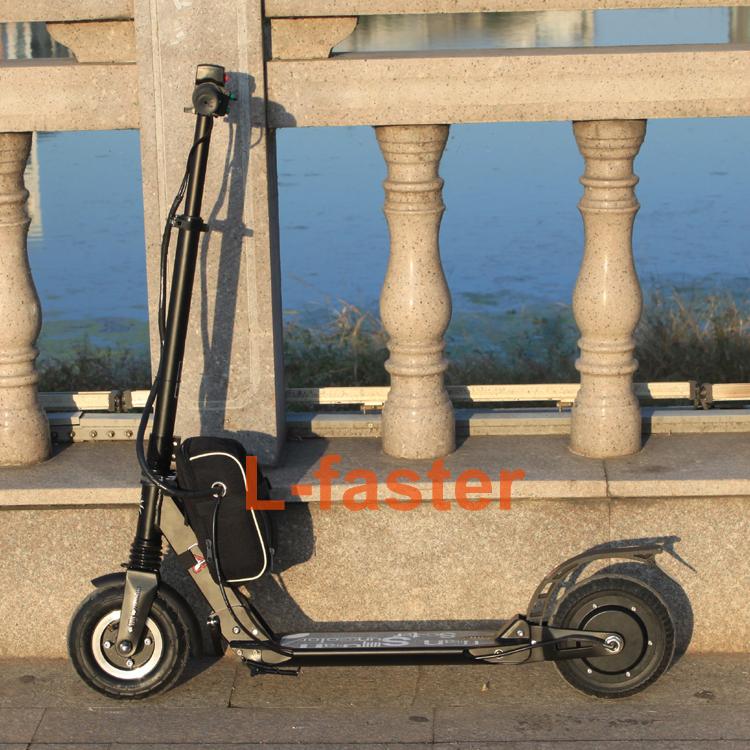 36v 350w Electric Kick Scooter 8 Pneumatic Wheel Diy