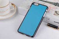 For iPhone 6 Case Crazy horse Pattern Case For iPhone 6 Plus Case Plastic Veneer Back Cover Hard Phone Cases 5.5 inch