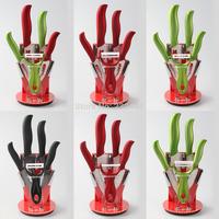 Hot Sale Home Kitchen Dining Bar Colors Ceramic Knife Fruit Utility Chef 6pcs Sets Paring 3 4 5 6 Inch Sharp Knives