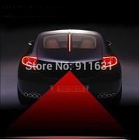 Newest Car Laser Light Rear Lamp Fog Light Auto Brake Parking Lamp Rearing Warning Light