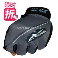 GREEN TEAM brand manufacturers, wholesale malpractice bike riding gloves half finger gloves