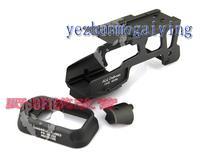 ALG Defence Glock 17/18C Aluminum Optic Mount w/ AFM Flared Magwell DEF Glock 17/18C Mount