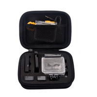 Protective Small Carry Travel Storage Bag Case For GoPro HD Hero 4 3+ 3 2 Camera Accessories
