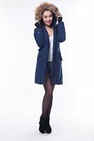 New Design Winter Down Jacket Women Down Coat Women's Down Jackets Can Wear In -40 Degree