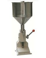 2014 Update Manual Filling Machine (5~50ml) for liquid & Paste, cream & shampoo & cosmetic