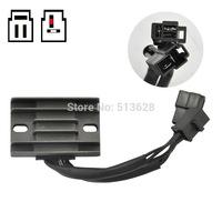 For SUZUKI AN125  High Quality Motorcycle Voltage Regulator Rectifier NEW