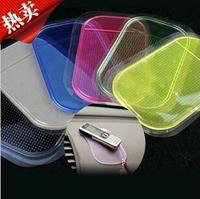 Free shipping 1pcs Wholesale Magic Non slip sticky pad anti slip mat Car Anti slip Pad Washable Durable Use