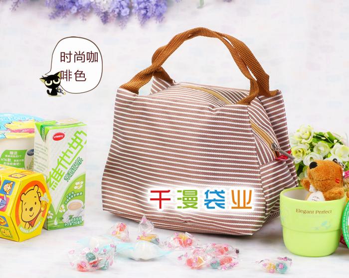 2014 new portable belt lunch bags waterproof ice storage bag mama handbag popular fashion picnic tote bags small shopping bag(China (Mainland))