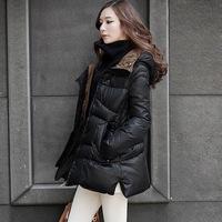2015 Sale Winter Coat Hongkong Purchase New Winter South Korea Sz Energy-saving Girls Long Section Of Large Size Women Slim Coat