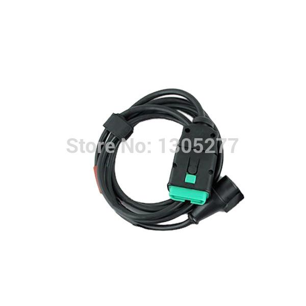 OBD2 Cable for Lexia-3 Lexia3 V47 Citroen/Peugeot Diagnostic PP2000 V25(China (Mainland))