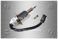 Fuel shutdown stop solenoid valve Fuel Shutdown shut off 3932545 SA-4639-12 12 Vdc