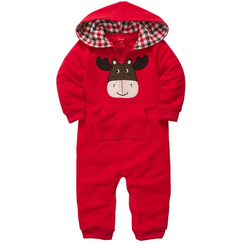 2014 carter the original single polar fleece baby girls christmas