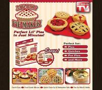 Convenient Egg tarts tools Good Quality Food Grade Silicone 4 Holes DIY Egg tarts Cake Baking Pan Molds