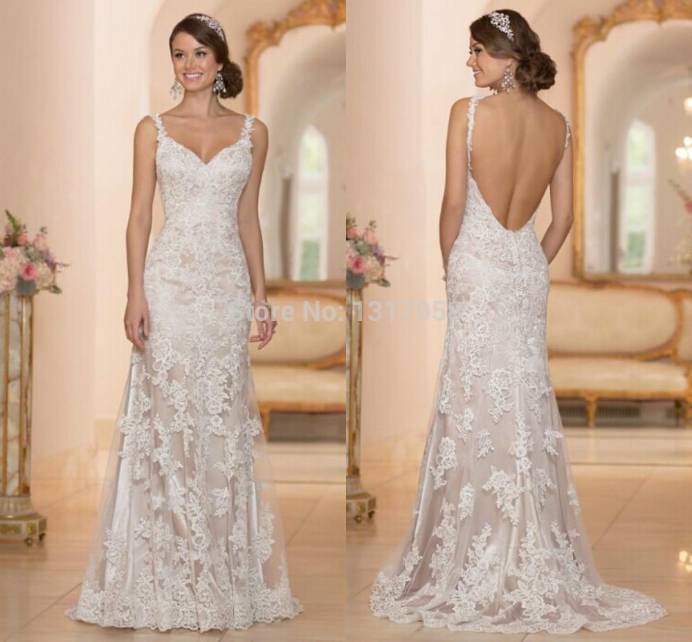 Plus size pink beach wedding dresses : Vestido de noiva casamento income summer pink romantic