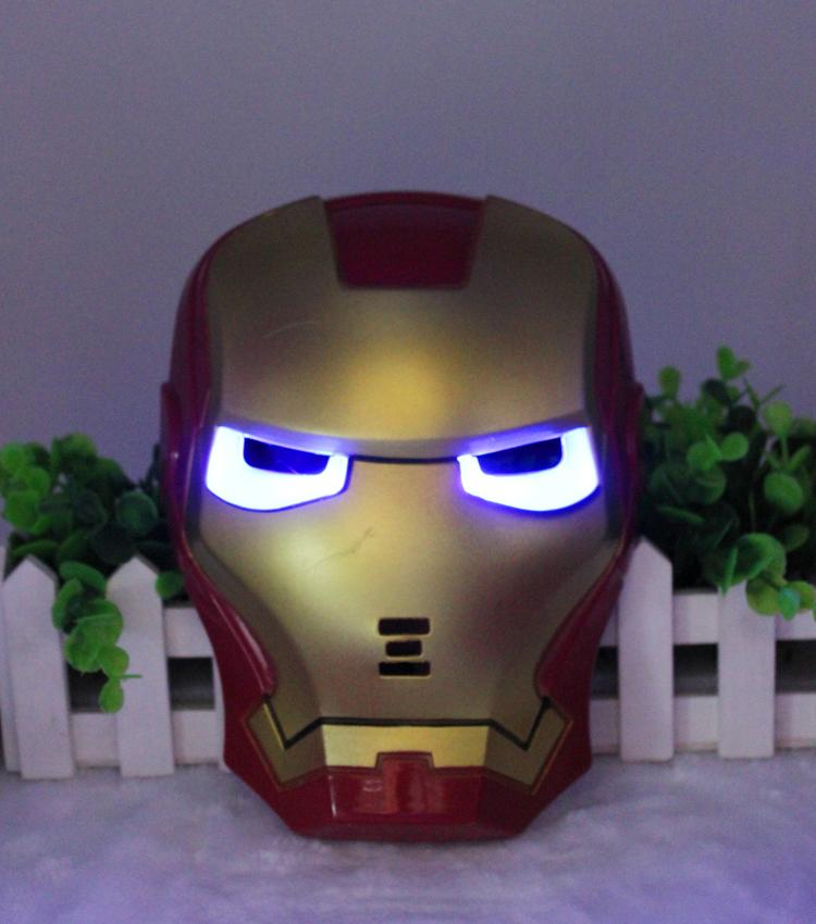 Iron Man Cartoon Face Free Shipping Iron Man Cartoon
