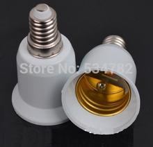 Grátis frete 1 PCS E14 para E27 conversor adaptador adaptador lâmpada conversor E27 ~ E14()