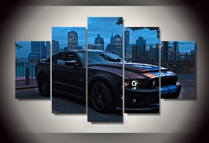 Ford Mustang Home Decor Gallery