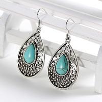 Min order is $10(mix order)2014 New Sale Vintage Earrings for women Fashion Statement Jewelry Drop Earrings for women