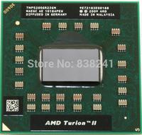 Original 2.3GHZ Turion II Dual-Core Mobile P520 520 - TMP520SGR23GM notebook CPU Socket S1 (S1g4)