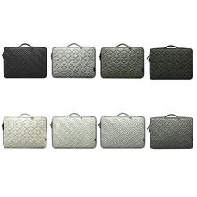 HABIK Original Portable Laptop Briefcase Notebook Sleeves Case Bag Super Shock Absorption for Macbook Air Pro 13 15 inch