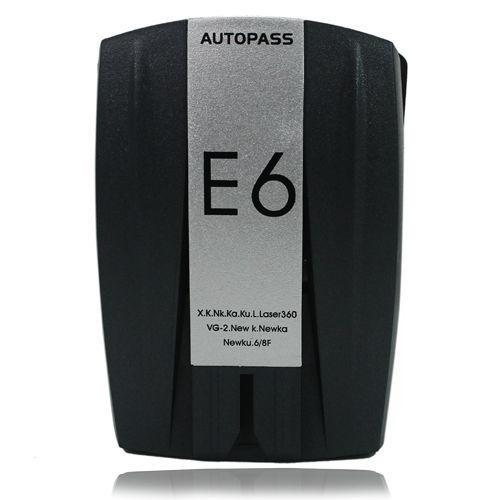 Антирадар Others E6 LCD антирадар v9 360