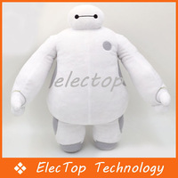 Free Shipping Large Size 38CM 15inch The BIG Hero 6 Baymax Plush Toy Baymax Stuffed Animal Plush Bececos Toys